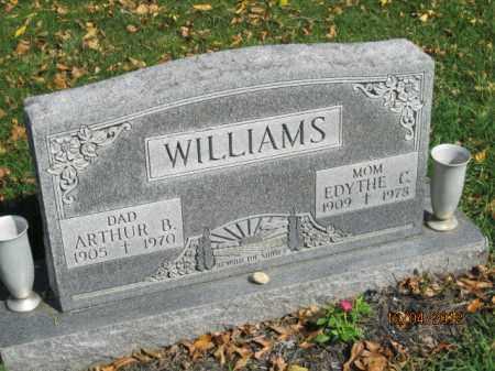 WILLIAMS, EDYTHE CLARE - Franklin County, Ohio | EDYTHE CLARE WILLIAMS - Ohio Gravestone Photos