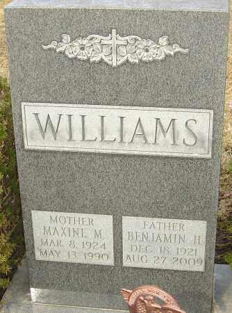 WILLIAMS, MAXINE M - Franklin County, Ohio | MAXINE M WILLIAMS - Ohio Gravestone Photos