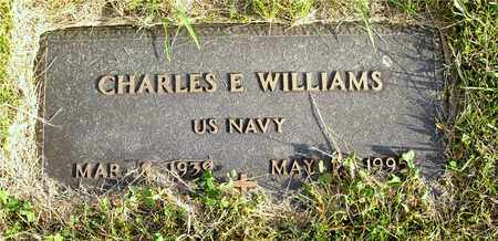 WILLIAMS, CHARLES E. - Franklin County, Ohio | CHARLES E. WILLIAMS - Ohio Gravestone Photos