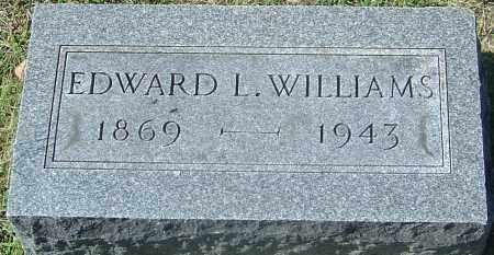 WILLIAMS, EDWARD L - Franklin County, Ohio   EDWARD L WILLIAMS - Ohio Gravestone Photos