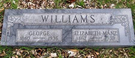 WILLIAMS, GEORGE - Franklin County, Ohio   GEORGE WILLIAMS - Ohio Gravestone Photos