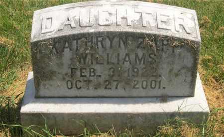 WILLIAMS, KATHRYN - Franklin County, Ohio | KATHRYN WILLIAMS - Ohio Gravestone Photos