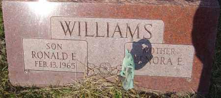 WILLIAMS, RONALD E - Franklin County, Ohio   RONALD E WILLIAMS - Ohio Gravestone Photos