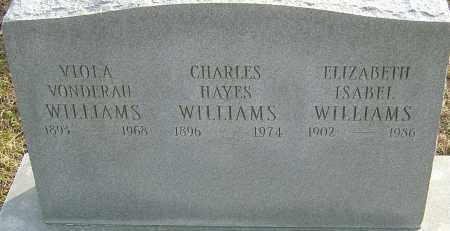 WILLIAMS, VIOLA - Franklin County, Ohio | VIOLA WILLIAMS - Ohio Gravestone Photos