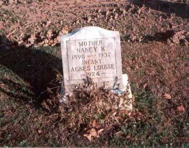 WOLF, NANCY K. - Franklin County, Ohio | NANCY K. WOLF - Ohio Gravestone Photos