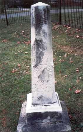 WOLF, PHILIP - Franklin County, Ohio | PHILIP WOLF - Ohio Gravestone Photos