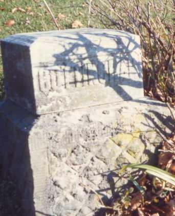 COTTINGHAM, GEORGE W. - Fulton County, Ohio | GEORGE W. COTTINGHAM - Ohio Gravestone Photos