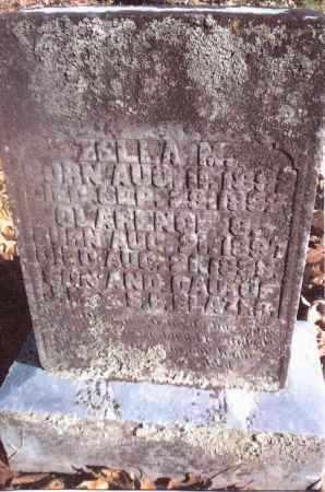 BLAZER, CLARENCE C. - Gallia County, Ohio | CLARENCE C. BLAZER - Ohio Gravestone Photos