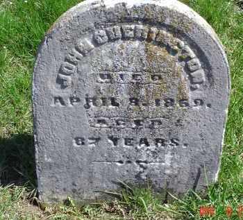 CHERRINGTON, JOHN - Gallia County, Ohio   JOHN CHERRINGTON - Ohio Gravestone Photos