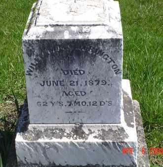 CHERRINGTON, WILLIAM M. - Gallia County, Ohio | WILLIAM M. CHERRINGTON - Ohio Gravestone Photos