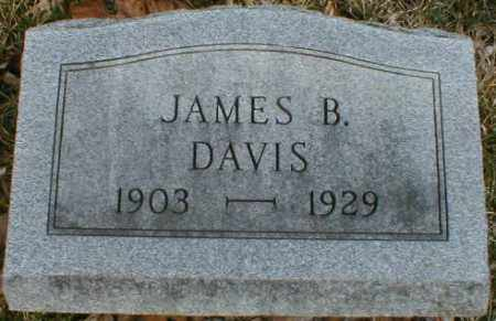 DAVIS, JAMES - Gallia County, Ohio | JAMES DAVIS - Ohio Gravestone Photos