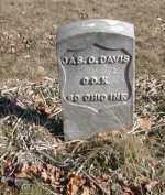 DAVIS, JAMES C. - Gallia County, Ohio | JAMES C. DAVIS - Ohio Gravestone Photos