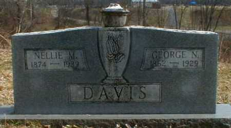 DAVIS, GEORGE - Gallia County, Ohio | GEORGE DAVIS - Ohio Gravestone Photos