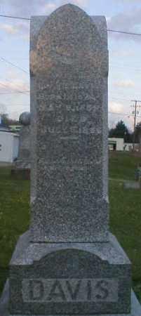 DAVIS, ROZELLA - Gallia County, Ohio | ROZELLA DAVIS - Ohio Gravestone Photos