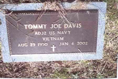 DAVIS, TOMMY JOE - Gallia County, Ohio | TOMMY JOE DAVIS - Ohio Gravestone Photos