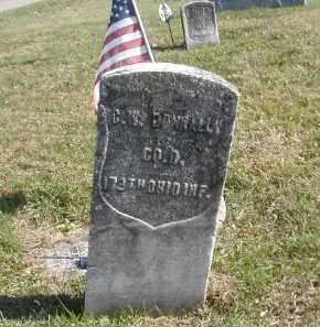 DONNALLY, C. - Gallia County, Ohio | C. DONNALLY - Ohio Gravestone Photos