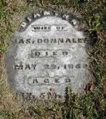 DONNALLY, DIANTHA - Gallia County, Ohio | DIANTHA DONNALLY - Ohio Gravestone Photos