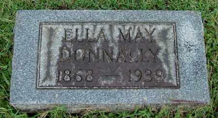 DONNALLY, ELLA MAY - Gallia County, Ohio | ELLA MAY DONNALLY - Ohio Gravestone Photos