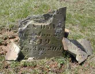 DYAS, MARY E. - Gallia County, Ohio   MARY E. DYAS - Ohio Gravestone Photos