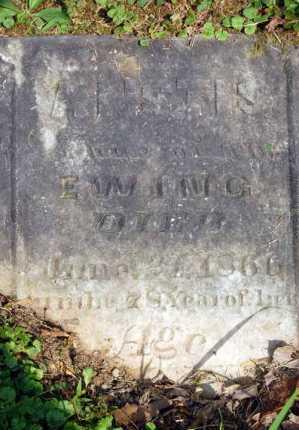 EWING, ANSTIS - Gallia County, Ohio   ANSTIS EWING - Ohio Gravestone Photos