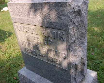 HAWK EWING, RACHEL - Gallia County, Ohio | RACHEL HAWK EWING - Ohio Gravestone Photos