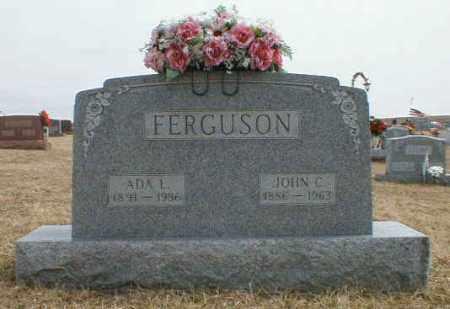 FULTON FERGUSON, ADA - Gallia County, Ohio   ADA FULTON FERGUSON - Ohio Gravestone Photos