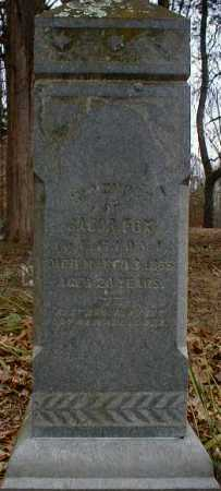 FOX, JACOB - Gallia County, Ohio | JACOB FOX - Ohio Gravestone Photos