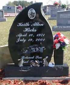HICKS, KEITH - Gallia County, Ohio   KEITH HICKS - Ohio Gravestone Photos