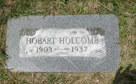HOLCOMB, HOBART - Gallia County, Ohio | HOBART HOLCOMB - Ohio Gravestone Photos