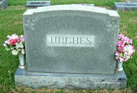 HUGHES, FAMILY MONUMENT - Gallia County, Ohio | FAMILY MONUMENT HUGHES - Ohio Gravestone Photos