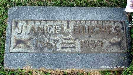 HUGHES, JAMES ANCEL - Gallia County, Ohio | JAMES ANCEL HUGHES - Ohio Gravestone Photos