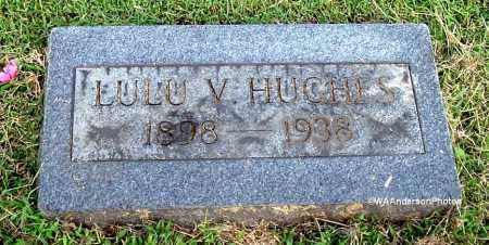 HUGHES, LULU V - Gallia County, Ohio | LULU V HUGHES - Ohio Gravestone Photos