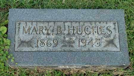 HUGHES, MARY BELLE - Gallia County, Ohio | MARY BELLE HUGHES - Ohio Gravestone Photos