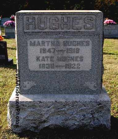 HUGHES, KATE - Gallia County, Ohio | KATE HUGHES - Ohio Gravestone Photos
