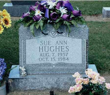 HUGHES, SUE ANN - Gallia County, Ohio   SUE ANN HUGHES - Ohio Gravestone Photos