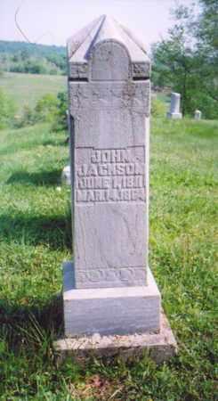 JACKSON, JOHN - Gallia County, Ohio   JOHN JACKSON - Ohio Gravestone Photos
