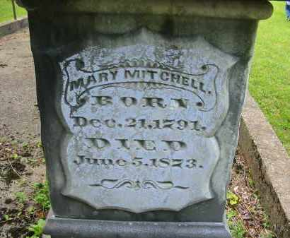 MITCHELL, MARY - Gallia County, Ohio | MARY MITCHELL - Ohio Gravestone Photos
