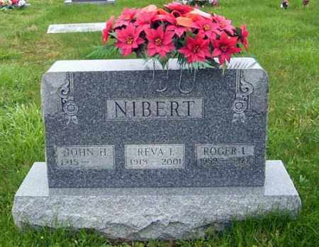 NIBERT, REVA IRIS - Gallia County, Ohio | REVA IRIS NIBERT - Ohio Gravestone Photos