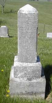 OWEN, EDWARD - Gallia County, Ohio   EDWARD OWEN - Ohio Gravestone Photos