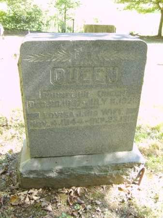 QUEEN, LOVISA - Gallia County, Ohio | LOVISA QUEEN - Ohio Gravestone Photos