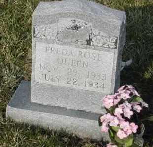 QUEEN, FREDA ROSE - Gallia County, Ohio | FREDA ROSE QUEEN - Ohio Gravestone Photos