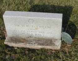 QUEEN, VICTOR D. - Gallia County, Ohio   VICTOR D. QUEEN - Ohio Gravestone Photos