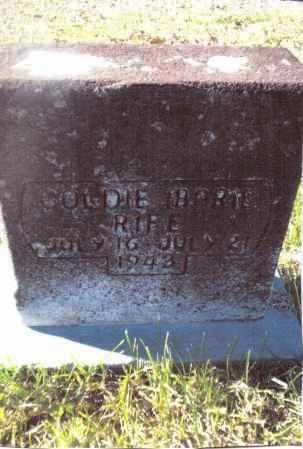 RIFE, GOLDIE MARIE - Gallia County, Ohio | GOLDIE MARIE RIFE - Ohio Gravestone Photos
