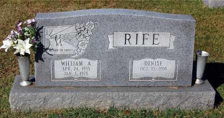 RIFE, DENISE - Gallia County, Ohio | DENISE RIFE - Ohio Gravestone Photos