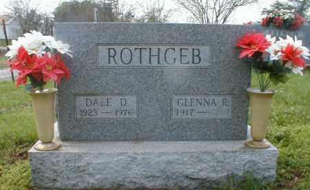 ROTHGEB, GLENNA - Gallia County, Ohio | GLENNA ROTHGEB - Ohio Gravestone Photos