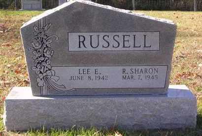 RUTAN RUSSELL, R. - Gallia County, Ohio | R. RUTAN RUSSELL - Ohio Gravestone Photos