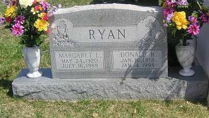 RYAN, DONALD R. - Gallia County, Ohio | DONALD R. RYAN - Ohio Gravestone Photos