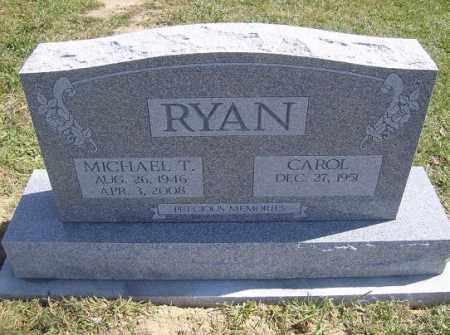 RYAN, CAROL - Gallia County, Ohio | CAROL RYAN - Ohio Gravestone Photos