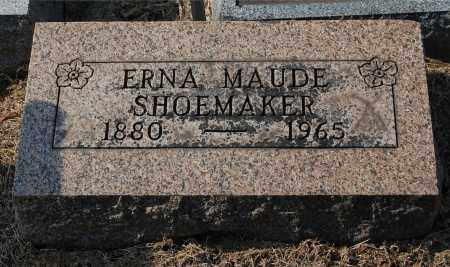 SHOEMAKER, ERNA MAUDE - Gallia County, Ohio | ERNA MAUDE SHOEMAKER - Ohio Gravestone Photos