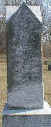 SHOEMAKER, GEORGE - Gallia County, Ohio   GEORGE SHOEMAKER - Ohio Gravestone Photos